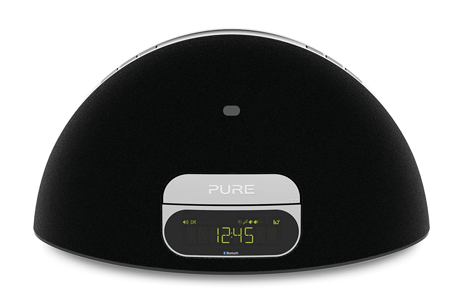 Pure Contour D1 Dock with DAB//FM Radio and Bluetooth for iPod//iPhone//iPad