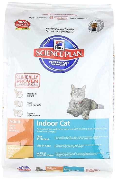 Hills Feline Adult Indoor Comida para Gatos - 4000 gr