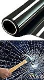 VViViD 12mil Dark Tint Adhesive Security