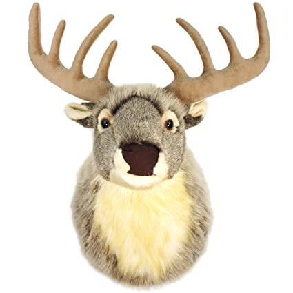 Amazon Com Viahart Eldritch The Elk 24 Inch Stag With Antlers