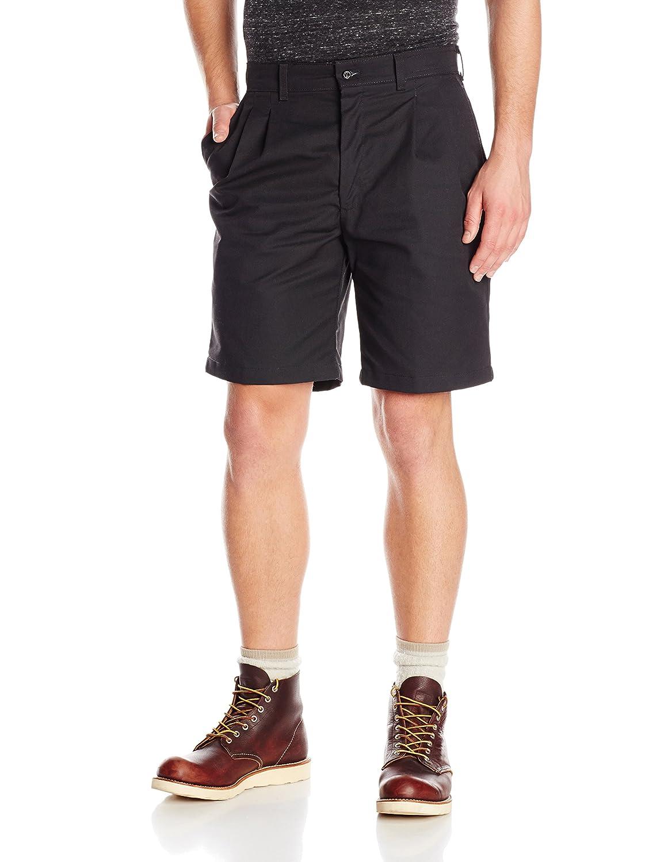 Red Kap SHORTS メンズ B001HKLRPO 42x09 ブラック ブラック 42x09
