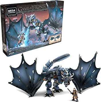Mega Construx- Game of Thrones Juego de Tronos (Mattel GMN74): Amazon.es: Juguetes y juegos