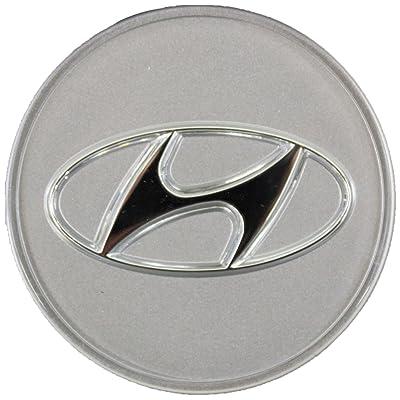 Genuine Hyundai 52960-3K210 Wheel Hub Cap Assembly, Aluminum: Automotive