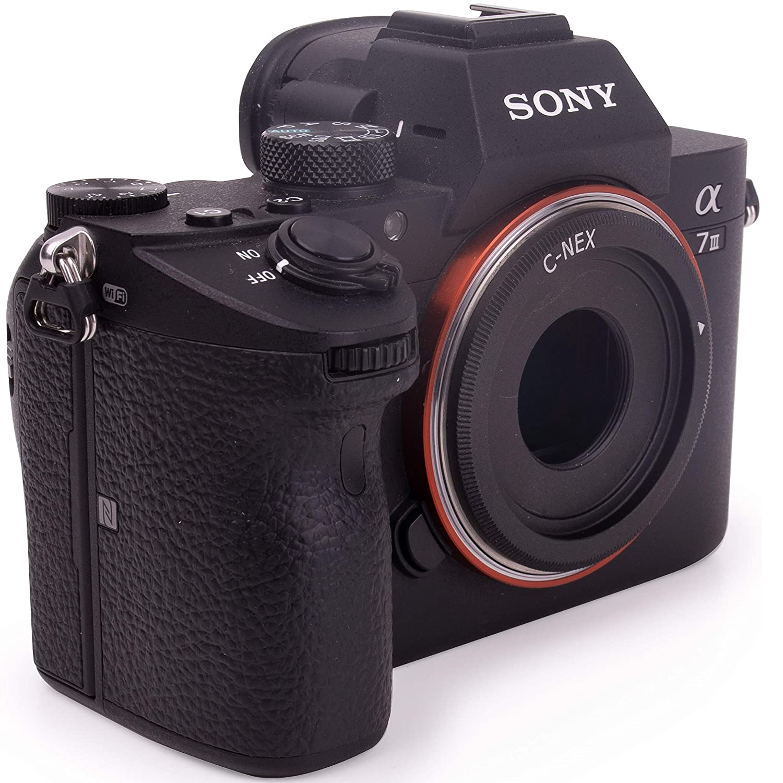 Berlin de Optix C de Mount/ /Adaptador de Lente Sony NEX Lens
