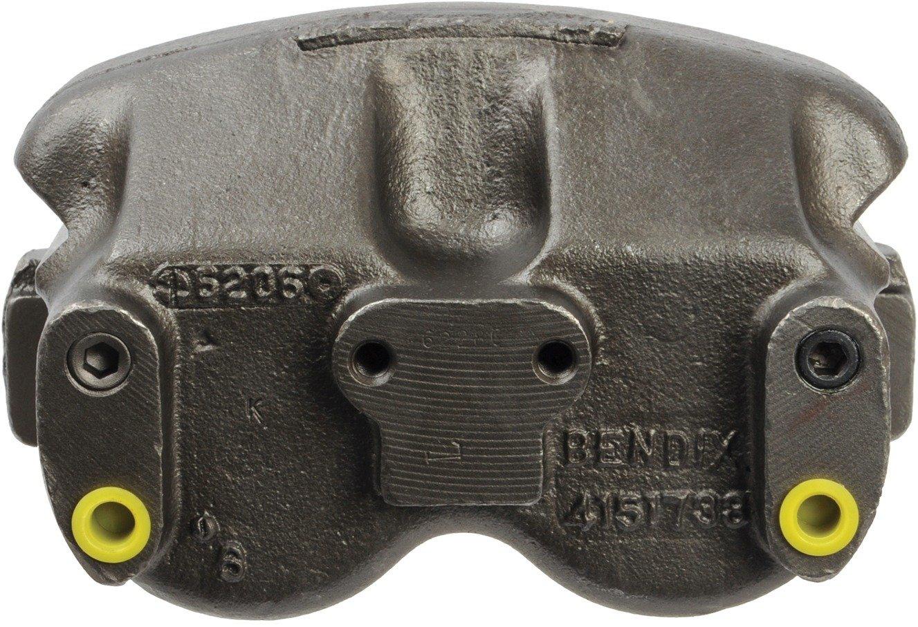 A1 Cardone 18-8086 Unloaded Brake Caliper (Remanufactured) by A1 Cardone