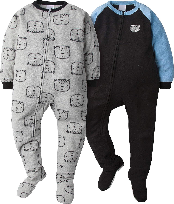 Gerber Boys' 2-Pack Blanket Sleeper