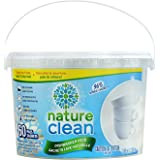 Nature Clean Automatic Dishwasher Packs, 60 Count