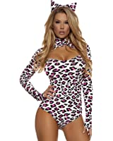 Luscious Leopard Sexy Costume by Forplay