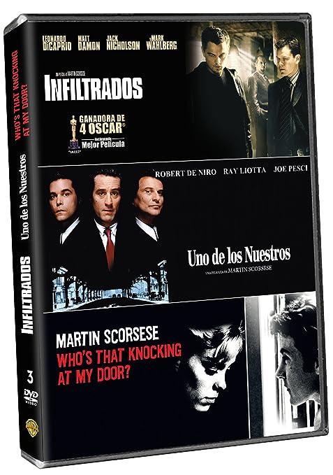Pack: Infiltrados + Uno De Los Nuestros + ¿Quién Llama A Mi Puerta? DVD: Amazon.es: Vv.Aa., Vv.Aa., Vv.Aa.: Cine y Series TV