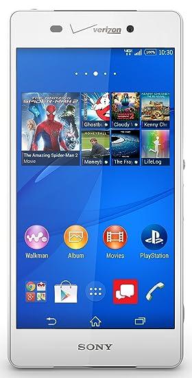 Amazon.com: Sony Xperia Z3 V, Blanco