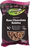 The Raw Chocolate Raisins Snack Pack 28 g (Pack of 12)