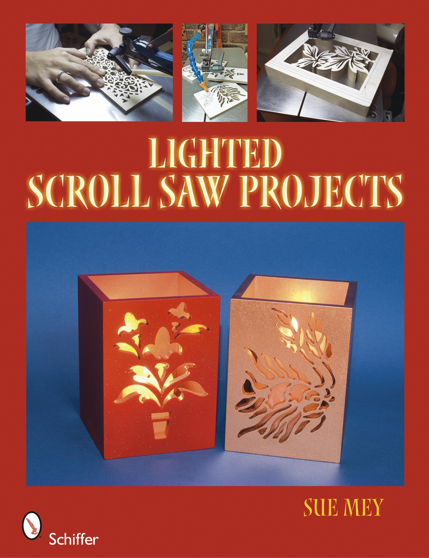 Download Lighted Scroll Saw Projects ebook