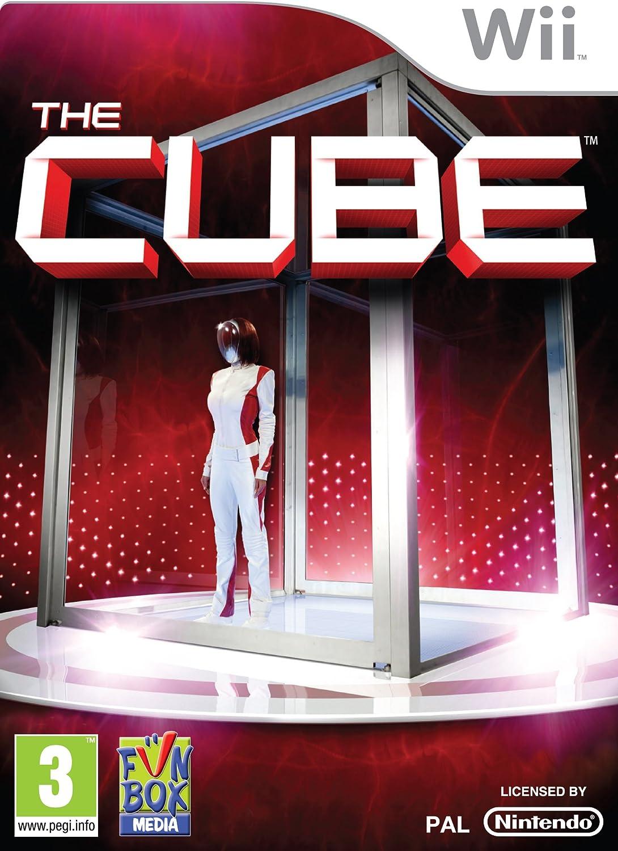 The Cube (Nintendo Wii) [Importación inglesa]: Amazon.es: Videojuegos