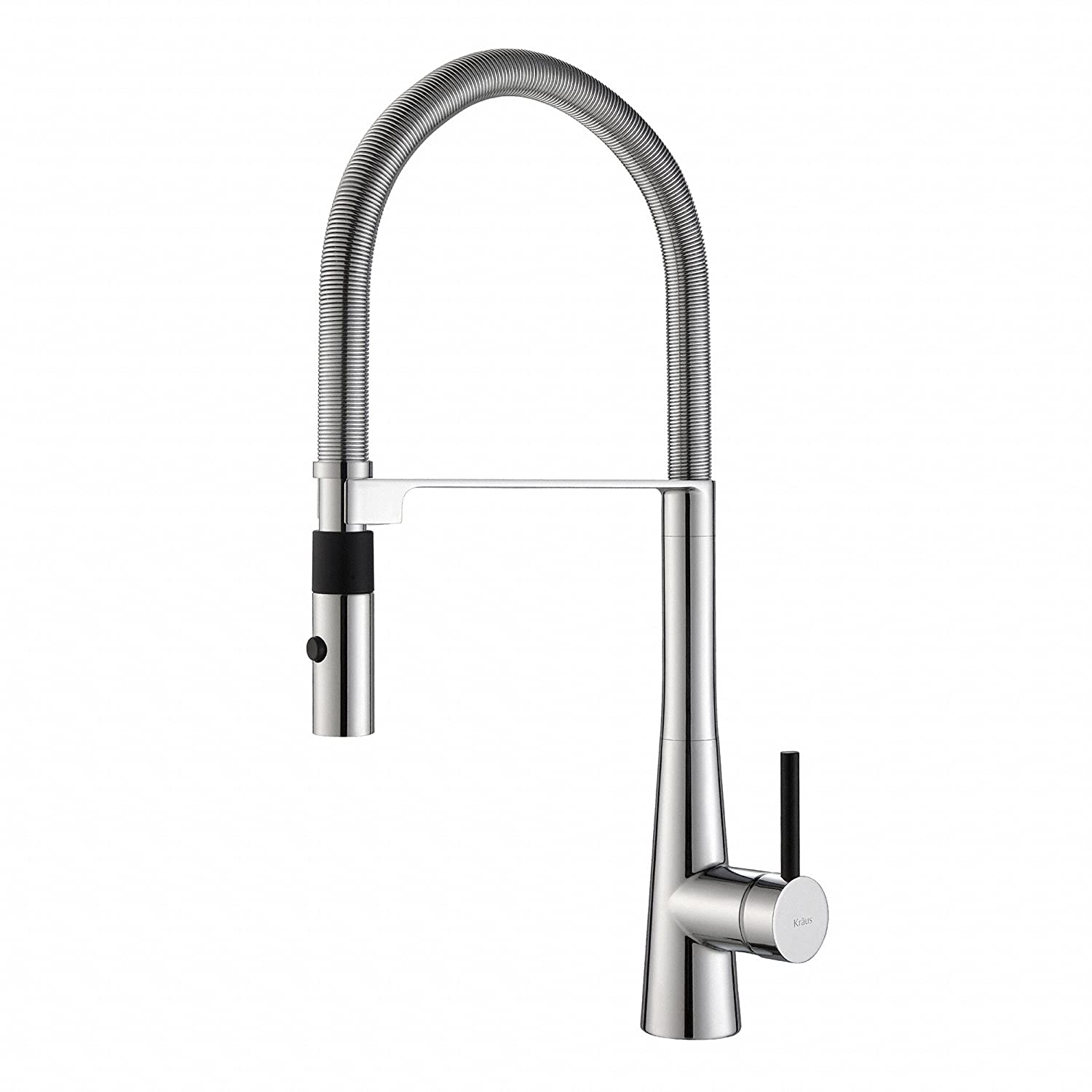 Kraus KPF-2730CH Modern Crespo Single Lever Commercial Style ...