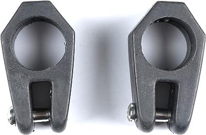 OD Tube Marine//Boat Sharplace Bimini Top Fitting Black Nylon Jaw Slide For 1 25mm