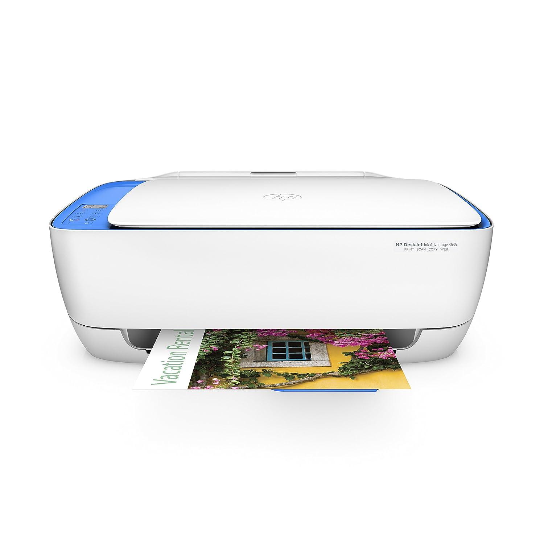 HP DeskJet Ink Advantage 3635 All-in-One Printer - Impresora ...