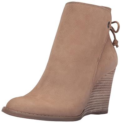 c67f2ac9ba77 Lucky Brand Women s Yamina Ankle Bootie