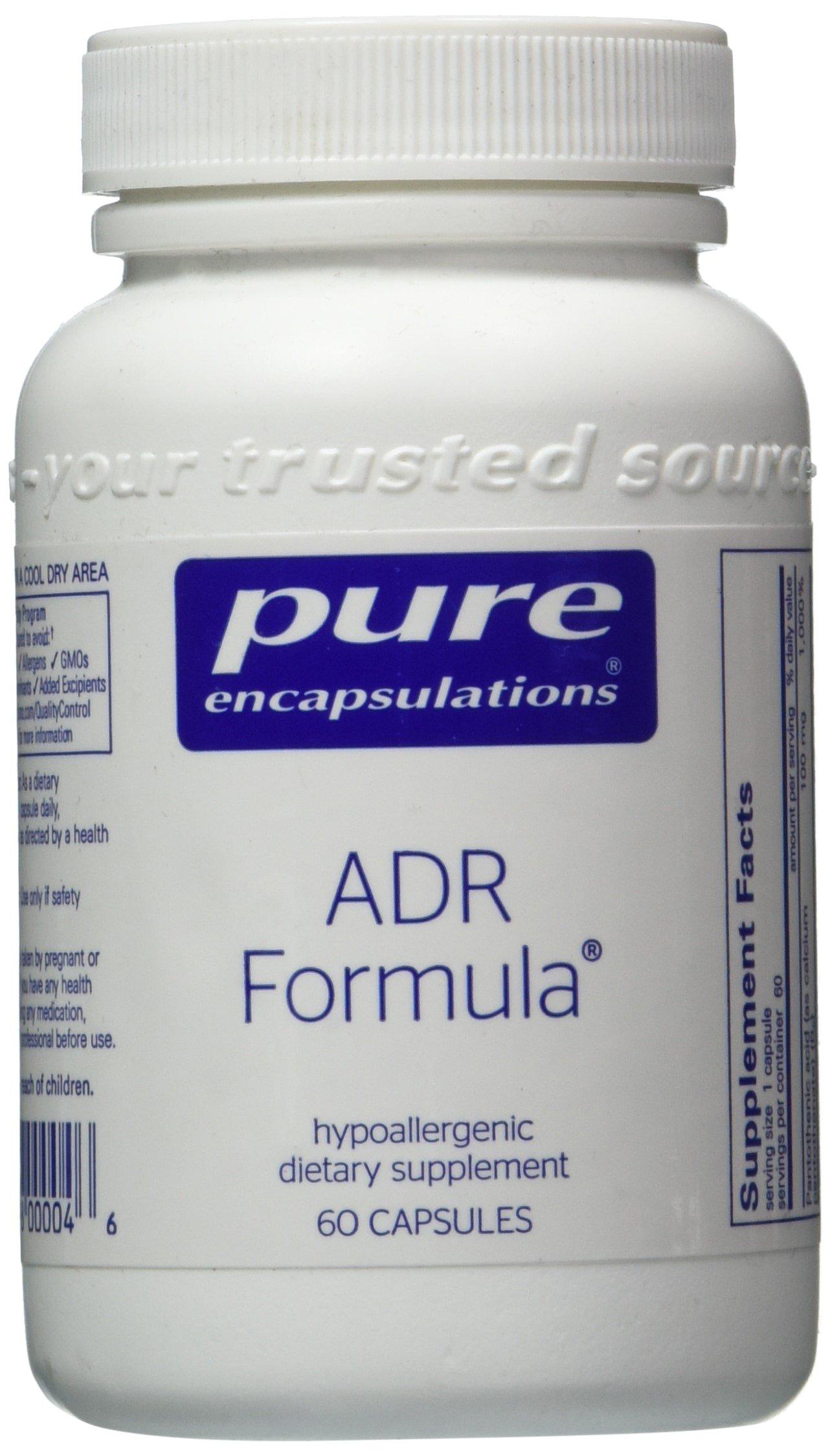 Pure Encapsulations - ADR Formula 60 vcaps