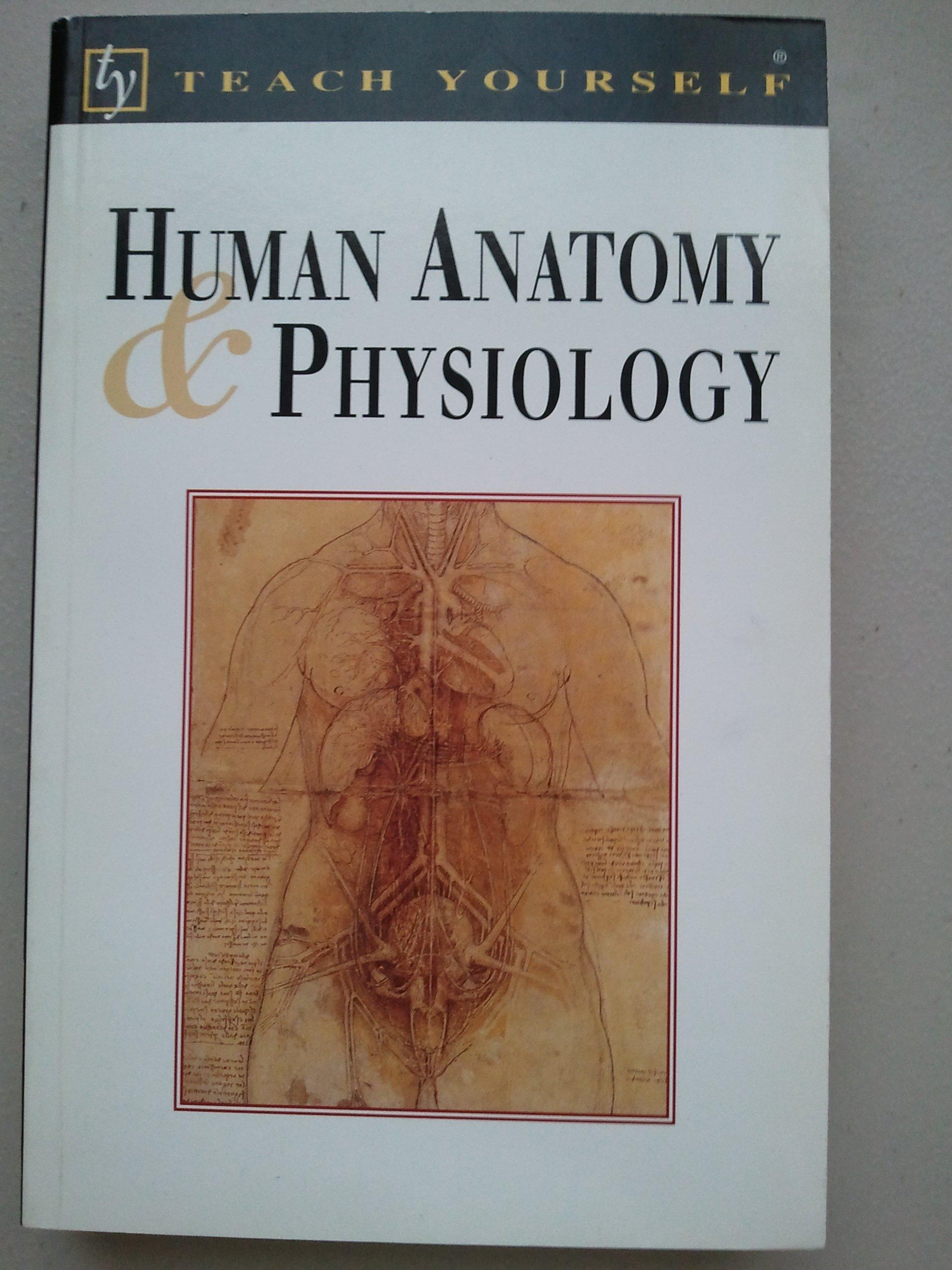 Teach Yourself Human Anatomy And Physiology Teach Yourself Mcgraw