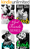 #JustFriends Boxed Set: (A New Adult Romance Series with Musicians)