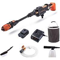 Yard Force Aquajet Lw C02 Accu-Hogedrukreiniger Voor Irrigatie, Reiniging En Desinfectie, 20 V/2,5 Ah, Max. 22 Bar Druk…