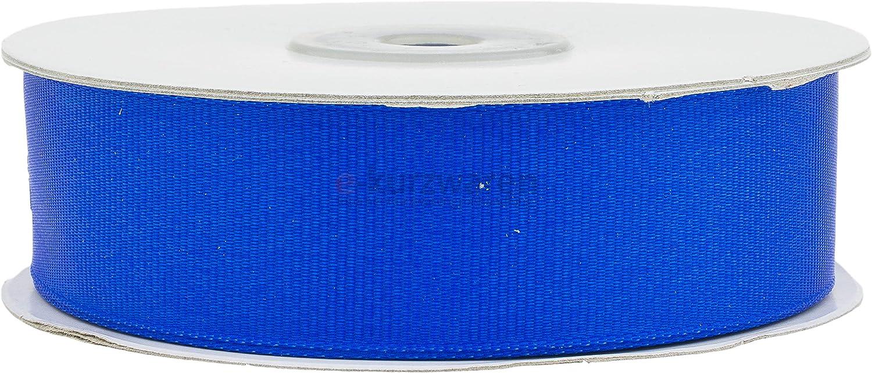 e-kurzwaren 22m Ripsband 6mm 12mm 25mm Dekoband Zierband Stoffband Borte Hochzeit 20 Farben