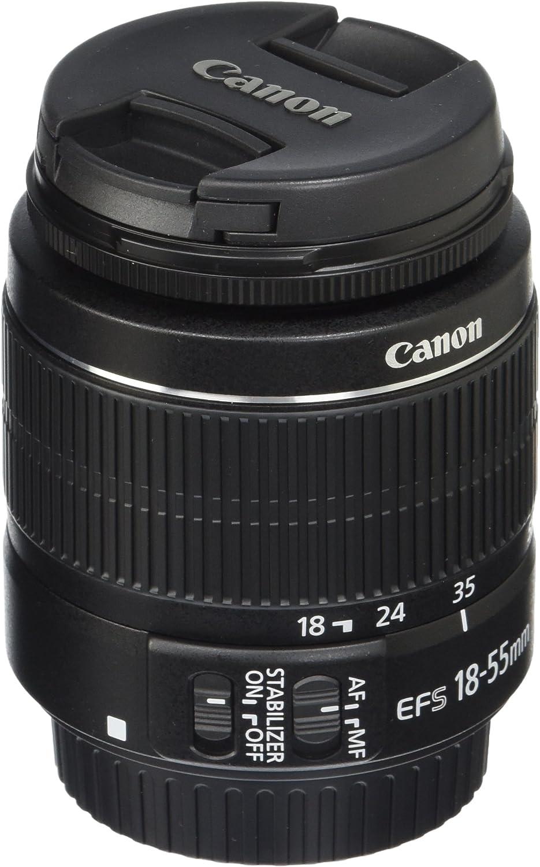 Lente Canon EF-S 18-55mm f/3.5-5.6 IS II SLR