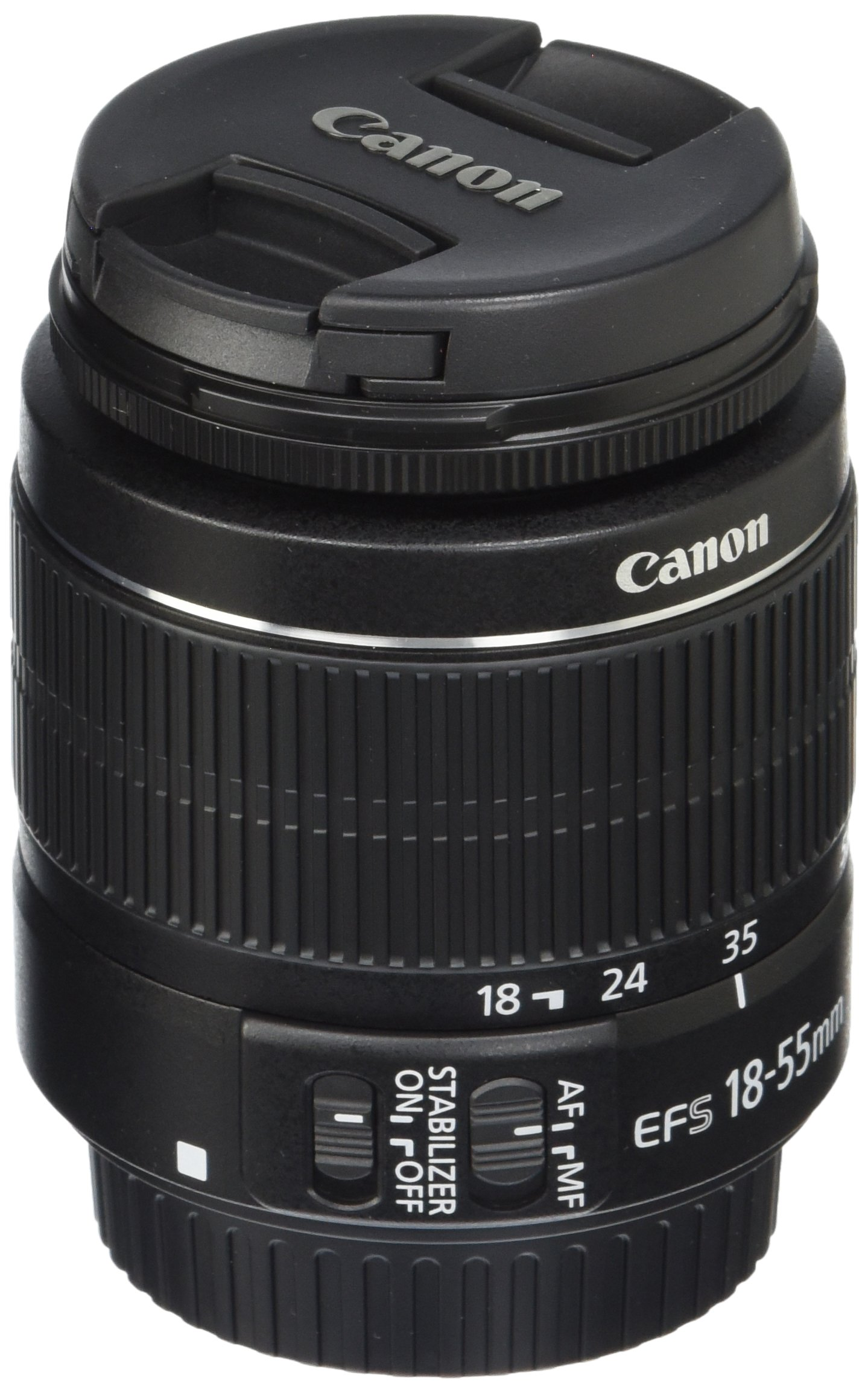 Canon EF-S 18-55mm f/3.5-5.6 IS II SLR Lens by Canon