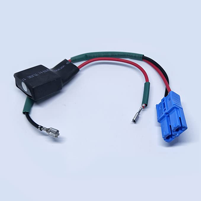 Princess Carriage 24V Battery Wire Harness Fuse Connector ... on