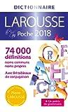 Larousse de poche dictionnaire francais (French Edition)