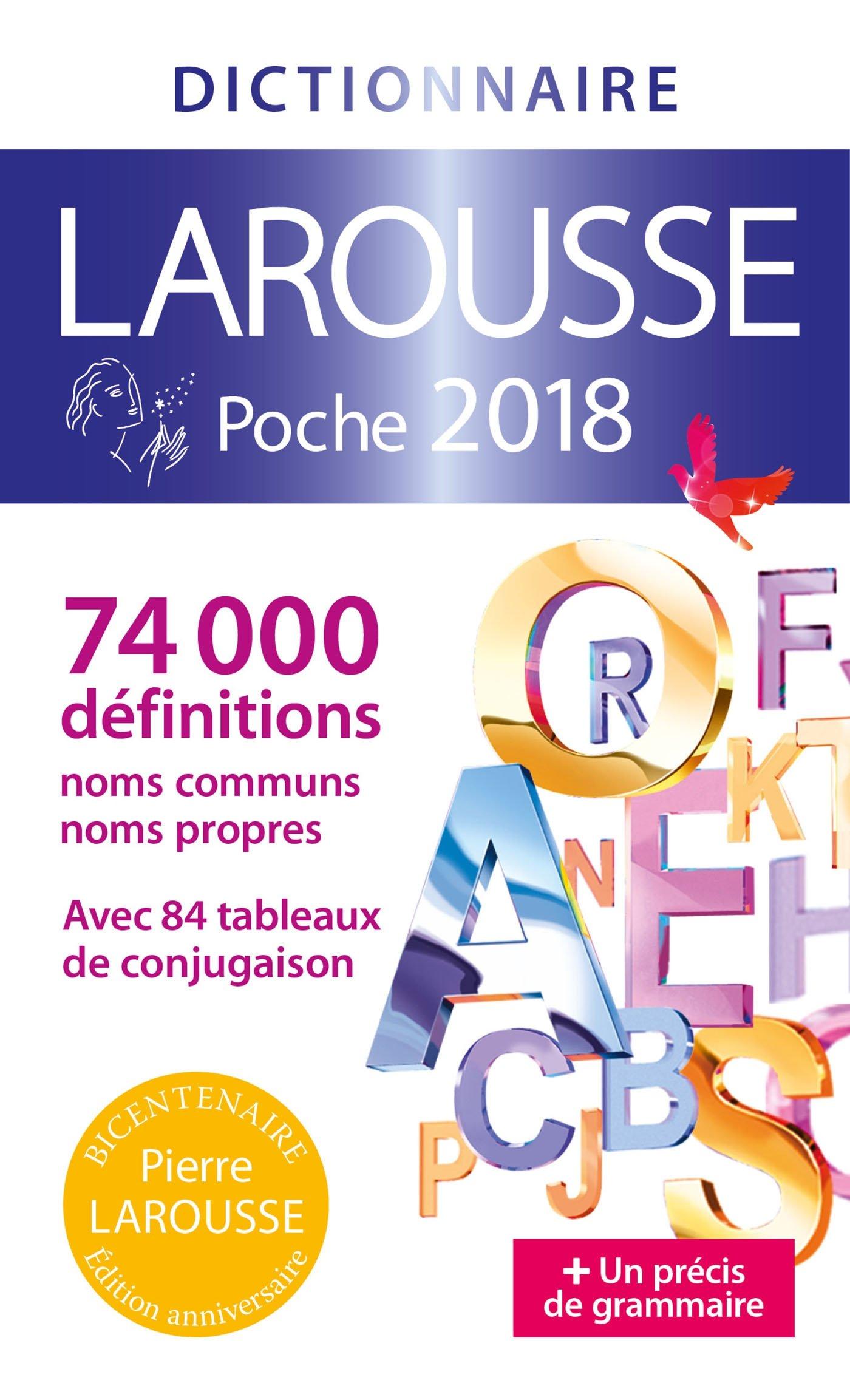 Larousse De Poche Dictionnaire Francais Dictionnaires