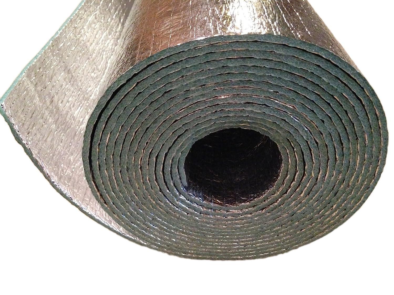 Car Insulation Automotive Lightweight Thermal Insulation 120 Sqft Sound Deadener /& Heat Barrier Mat 4 x 30 Roll