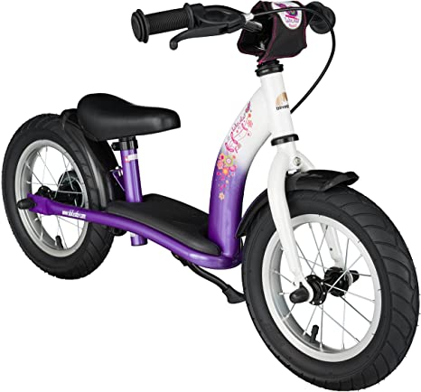 Bikestar Bicicleta de Equilibrio para niños de 3 años con ...