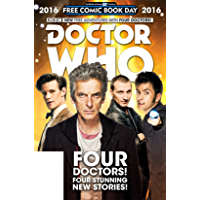Doctor Who: Free Comic Book Day 2016 (English Edition)