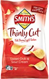 Smiths Thinly Cut Sweet Chilli Sour Cream Potato Chips 12 X 175 Grams