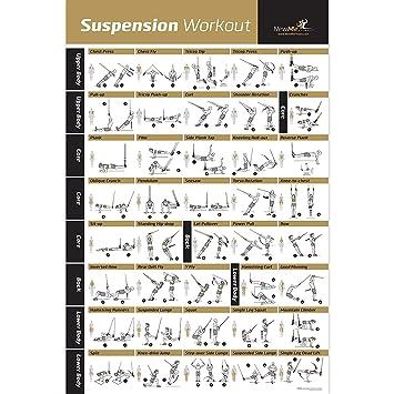 tabla ejercicios en suspension