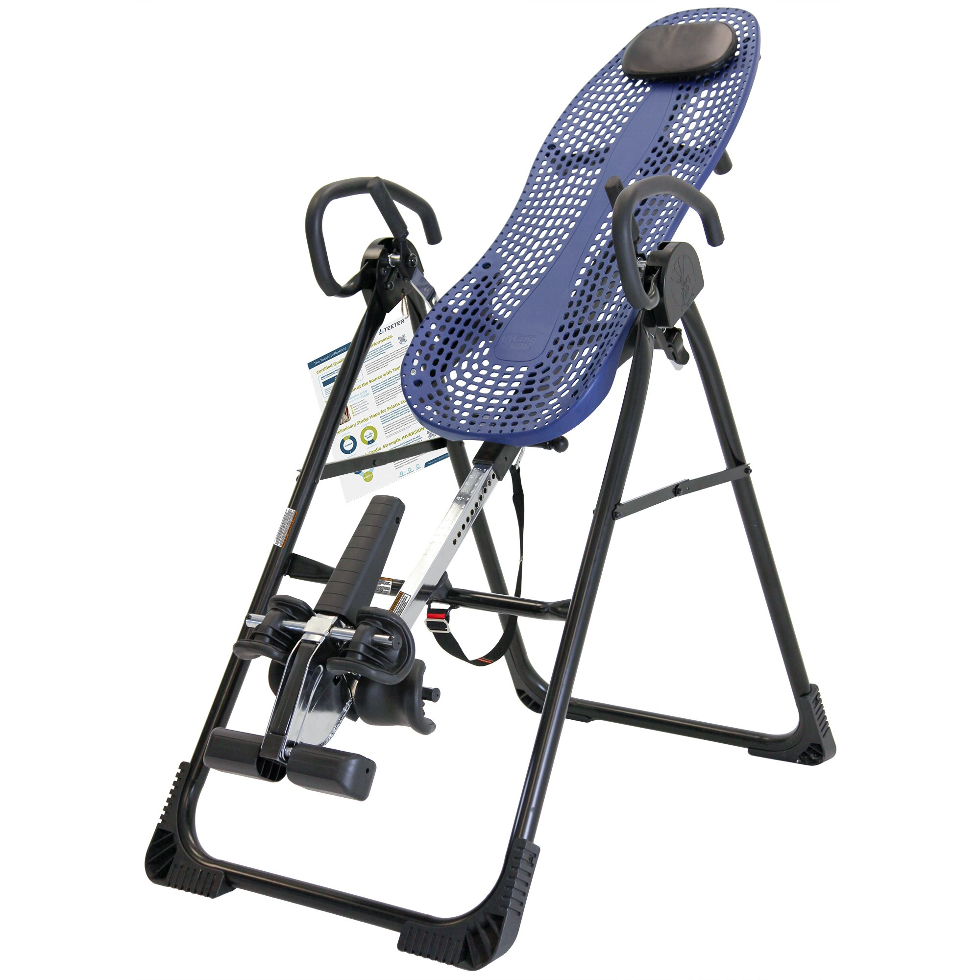 Teeter EP950 Hang Ups Table d'inversion Multicolore product image