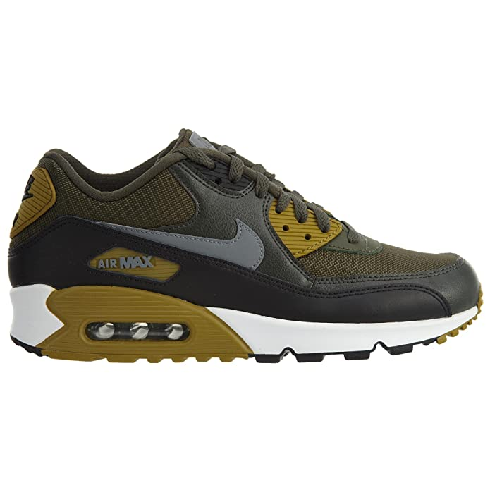 check out 5f35b 09803 ... france amazon nike mens air max 90 essential low top sneakers fashion  sneakers 5a488 25d9b