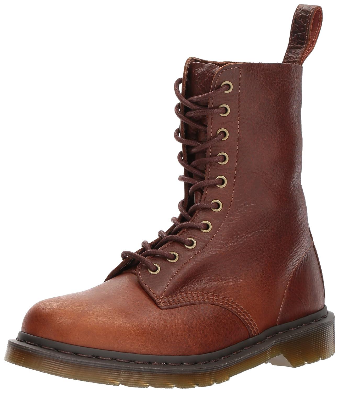Dr. Martens 1490 Tan Harvest Leather Fashion Boot B071WYK4XT 9 Medium UK (US Men's 10 US)|Tan