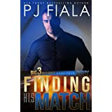 Rory: Finding His Match (Big 3 Security Book 4)
