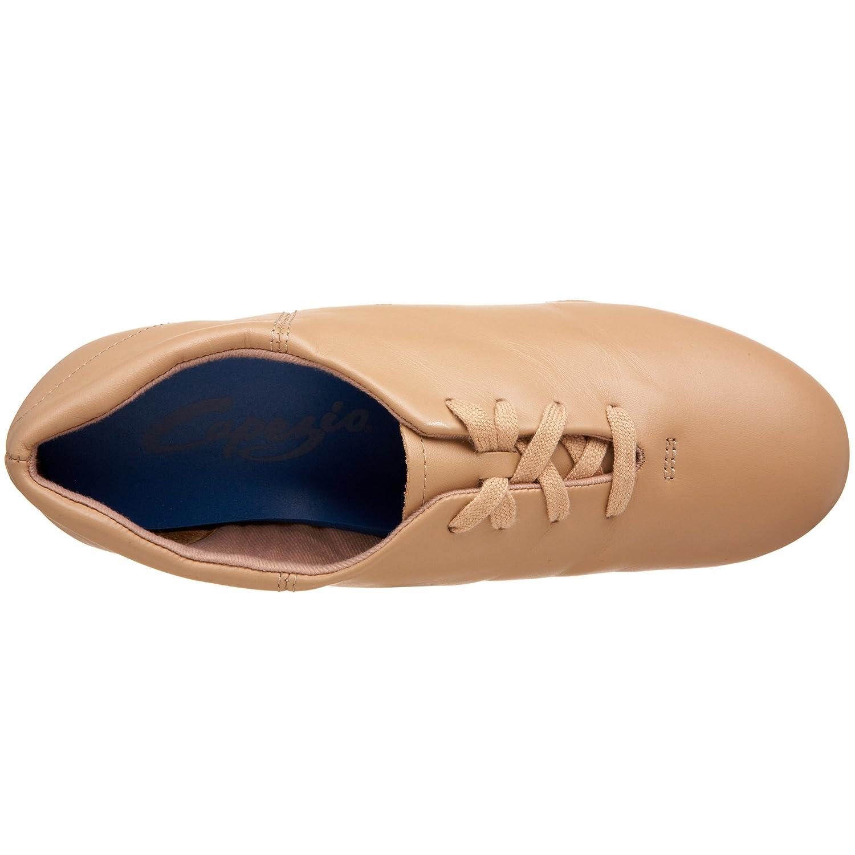 Capezio Women's CG16 Flex Mastr Tap Shoe B002CO31EO 7.5 B(M) US|Caramel