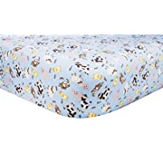 Trend Lab Crib Sheet, Baby Barnyard