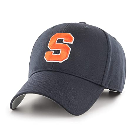 sports shoes bd668 efd8b ... sale ncaa syracuse orange ots all star mvp adjustable hat navy one size  f4f30 0eaa9