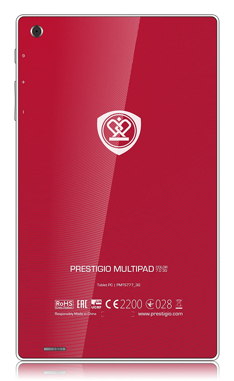 Prestigio MultiPad Color 7.0 16GB 3G Red - Tablet (1,3 GHz ...
