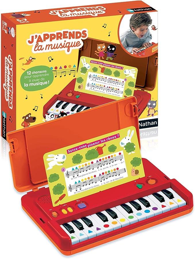 Nathan - 31075 - Aprendo Música: Amazon.es: Juguetes y juegos