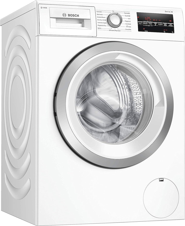 Bosch WAU28S70 Serie 6 - lavadora (A++++, 152 kWh/año, 1400 rpm, 9 kg), color blanco: Amazon.es: Grandes electrodomésticos