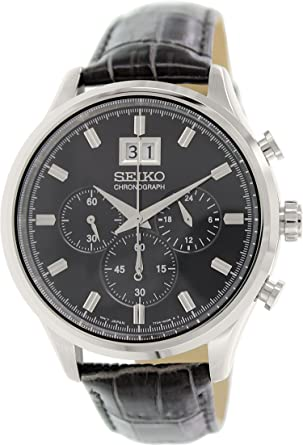 Seiko dating watch