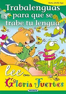 Trabalenguas Para Niños: Amazon.es: Riley Weber: Libros