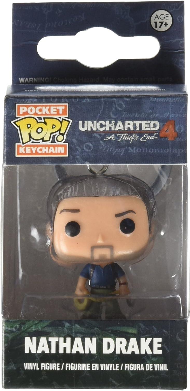 Pocket POP! Keychain - Uncharted: Nathan Drake: Amazon.es: Juguetes y juegos