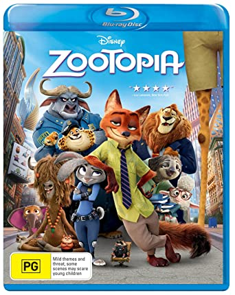 Amazoncom Zootopia Movies Tv